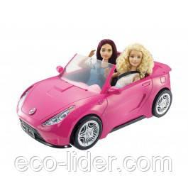 Блестящий кабриолет Barbie