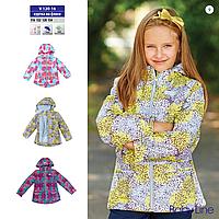 Куртка демисезонная для девочки Baby Line, на рост 116-134