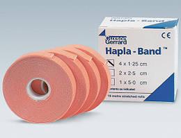 Hapla - Band (клеющаяся стрічка від тріщин і мозолів 2 шт. ширина 5 см, довжина 5 м)
