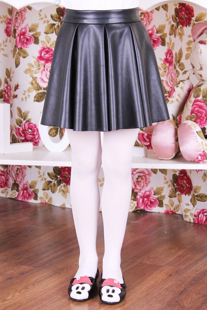 """Школьная юбка для девочки """"Тренд"""" , 116-122"""