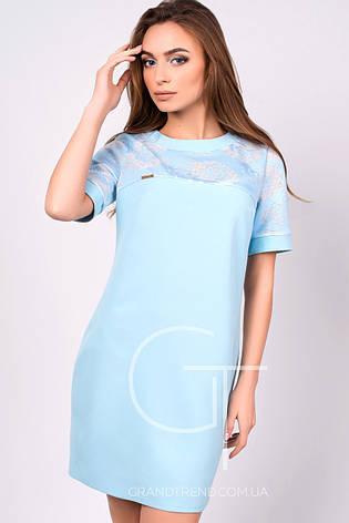 Женское  платье Carica  KP-5609, фото 2