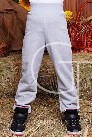Спортивные штаны для девочки FASHION UP -20888, фото 2