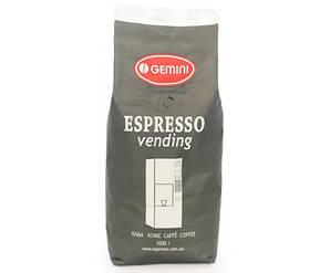 Кава в зернах Gemini Espresso Vending 1kg 30/70