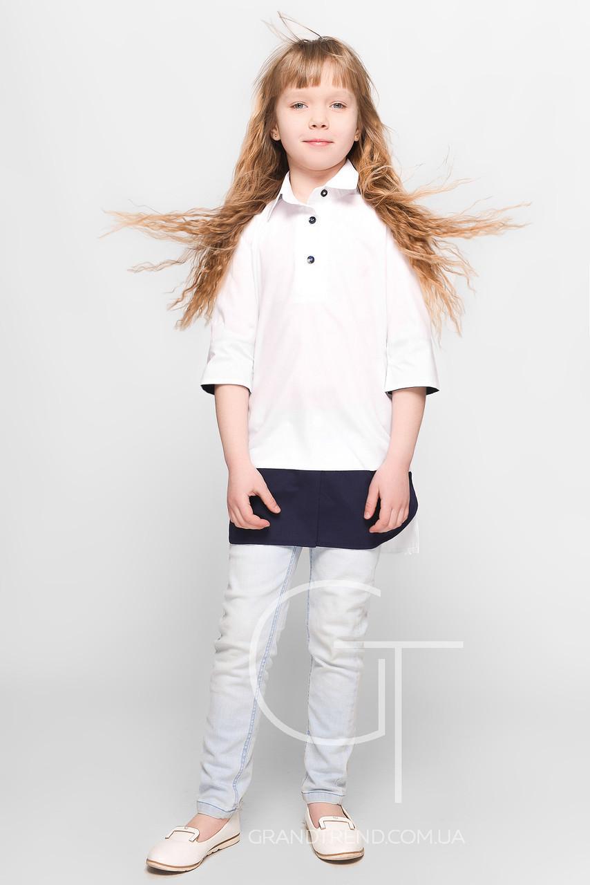 Рубашка для девочки Kinder Joy -25478