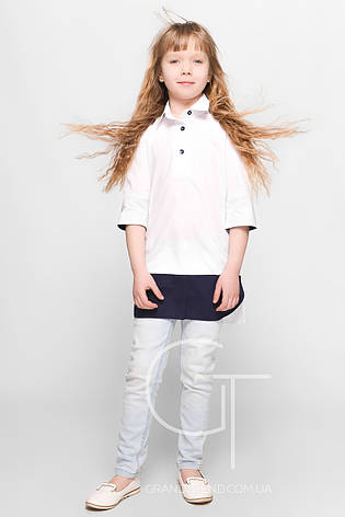 Рубашка для девочки Kinder Joy -25478, фото 2