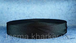 Лента киперная 40 мм Чёрный