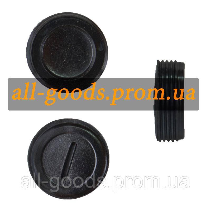 Крышка щеткодержателя диаметр 19 мм