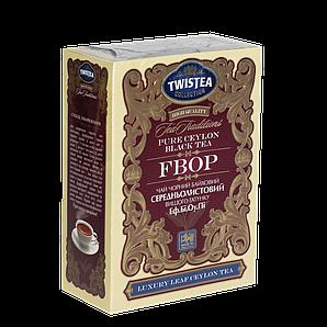 Чай чорний розсипний Twistea FBOP 100гр.