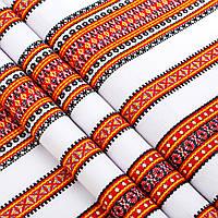Декоративная ткань с украинским орнаментом ТД-100 (1/1)