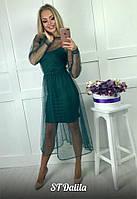 Платье полупрозрачное, фото 1