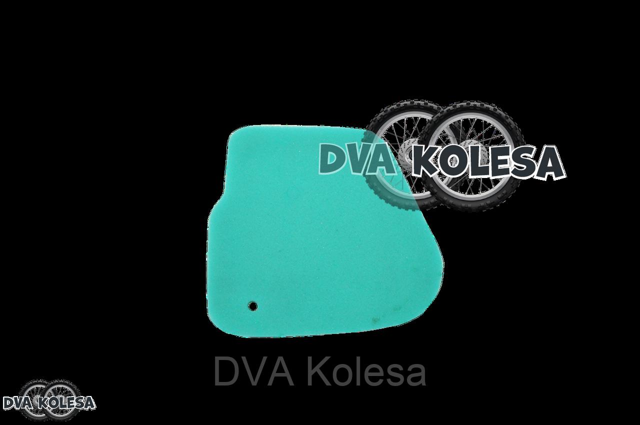 Фильтр воздушный  5KN  поролон, с пропиткой, зеленый