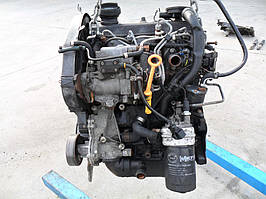 Двигатель AHU Golf Alhambra A3 Galaxy 1.9 TDI 90к.с 1996-01