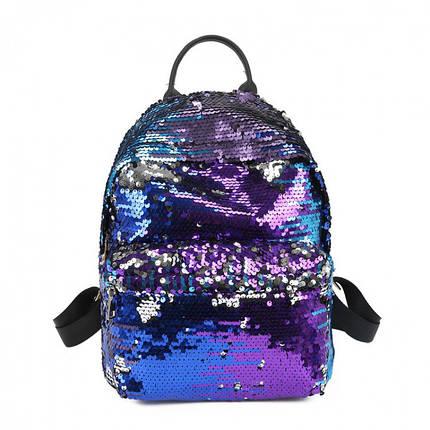 Рюкзак женский Hag Crystal синий, фото 2