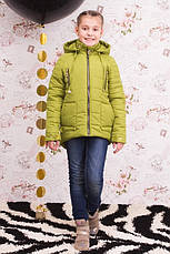 """Детская демисезонная куртка для девочки """"Джессика"""", фото 2"""