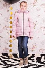 """Детская демисезонная куртка для девочки """"Джессика"""", фото 3"""