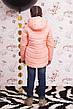"""Детская демисезонная куртка для девочки """"Джессика"""", фото 5"""