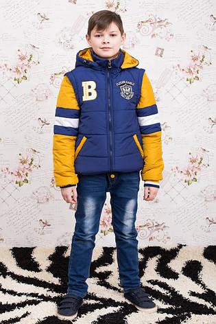"""Куртка демисезонная для мальчика """"Boys"""", фото 2"""
