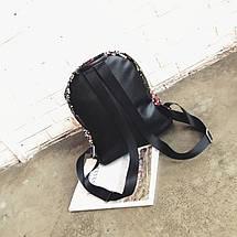 Рюкзак женский Hag Crystal розовый eps-8055, фото 3