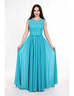 Платье Авелин бирюза  Enigma