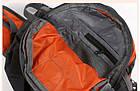 Сумка на пояс - рюкзак Jungle King оранжевая, фото 5