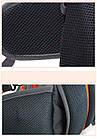 Сумка на пояс - рюкзак Jungle King оранжевая, фото 10