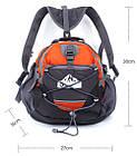 Сумка на пояс - рюкзак Jungle King оранжевая, фото 4