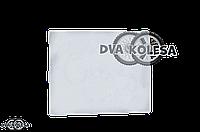 Фильтр воздушный  заготовка  300-250mm  поролон, сухой, белый