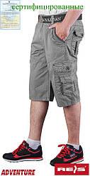 Захисні штани до пояса - короткі SKV-STYLE S