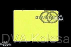 Фильтр воздушный  заготовка  300-200mm  поролон, с пропиткой, желтый