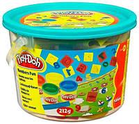 "Набор пластилина ""Мини ведерко"" (в асорт. 3 вида) Play doh Hasbro"