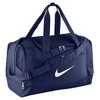 Сумка спортивная Nike Club Team Swoosh Duffel BA5194-410 (original) 43л, маленькая мужская женская