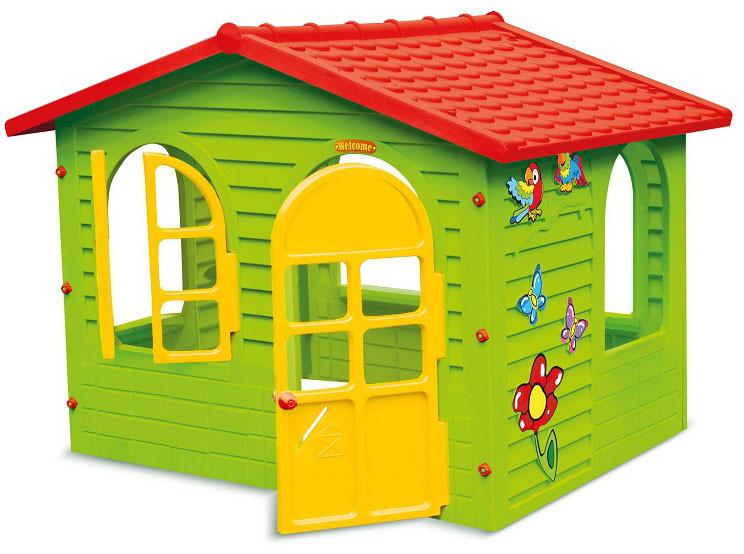 Игровой детский домик Garden House для детей складной