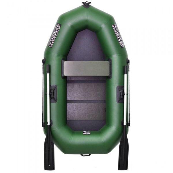 Надувний човен ПВХ Omega 190LS 1-місцевий