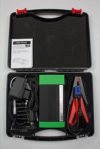 Сar jump starter 16800 mAh TM15 Павер банк зарядно пусковое устройство для машины 2хUSB + Фонарик