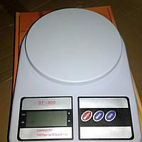 Весы кухонные электронные 10кг(батарейки в комплекте не идут!).
