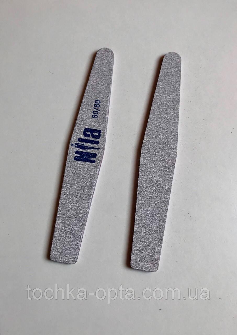 Пилочка для ногтей Nila Rhombus 80/80
