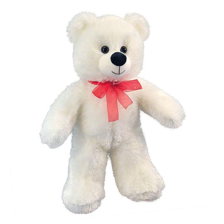 Белый мишка Тедди ( Teddy ) 50 см