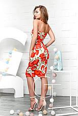 Женское  платье Carica  KP-5895-10, фото 2