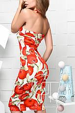 Женское  платье Carica  KP-5895-10, фото 3