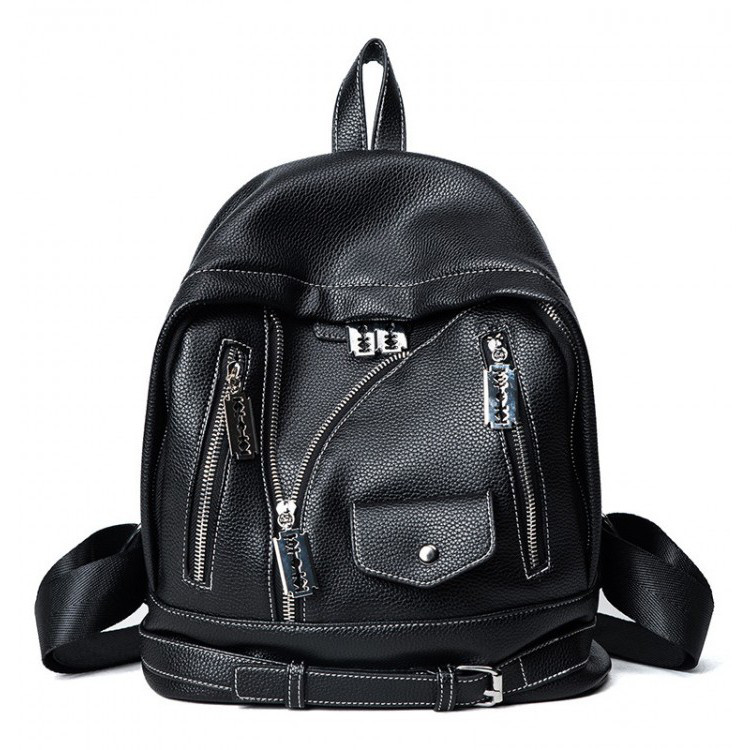 Рюкзак женский Hag H.C Bag черный eps-8143