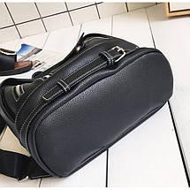 Рюкзак женский Hag H.C Bag черный eps-8143, фото 3