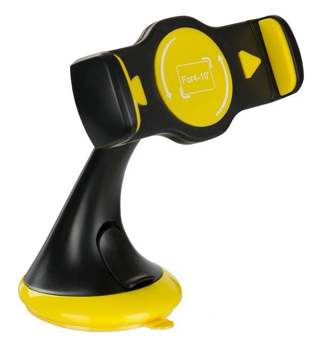 Автомобильный держатель Tablet Holder RM-C16 black-yellow REMAX 112001