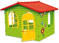 Дитячий ігровий будиночок Garden House для дітей складний, фото 1
