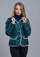 Куртка женская №8 (зелёный), фото 1