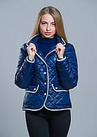 Куртка женская №8 (синий)
