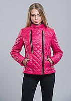 Куртка женская №11 (малина)