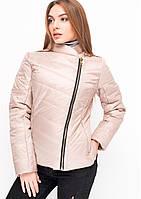 Куртка женская №17 (бежевый)
