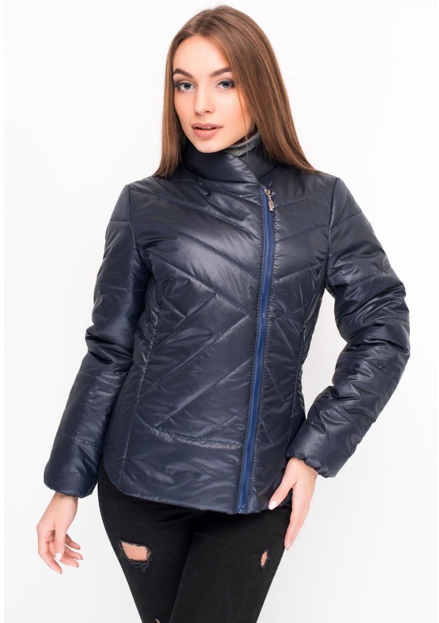 Куртка женская №18 (синий)