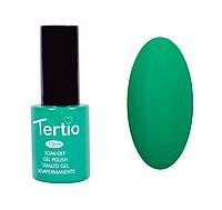 Гель лак Tertio №59, 10 мл зеленый