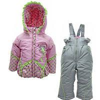 Детский костюм демисезонный двойка для девочки Кико , 80-104